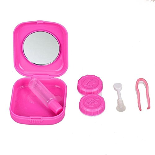 braceus-portable-travel-contact-lens-case-cleaning-set-holders-with-mirror-hot-pink