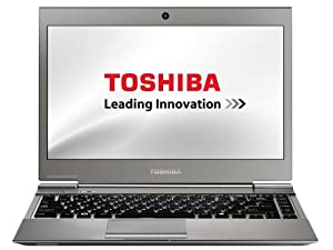Toshiba Satellite Z830-10J 33,8 cm (13,3 Zoll) Ultrabook (Intel Core i5 2467M, 1,6GHz, 4GB RAM, 128GB SSD, Intel HD 3000, Win 7 HP)
