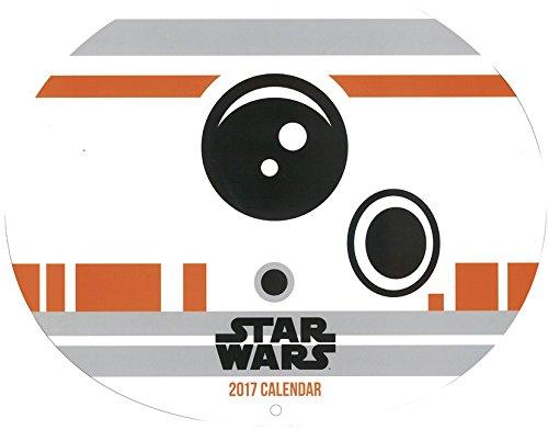 スター・ウォーズ/フォースの覚醒 2017年 カレンダー 壁掛け