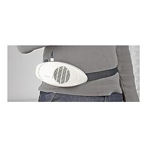 Fonestar FAP-10 - Amplificador compacto de cintura (10 W+7 W, 270-20000 Hz)