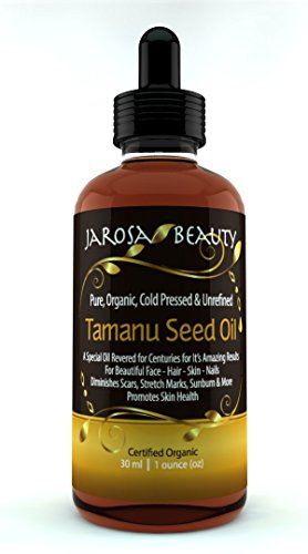 Tamanu nut oil for face