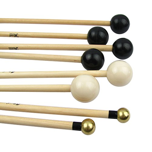 ikn-xylophone-bells-mallets-sticks-with-different-hardset-of-4-pairs