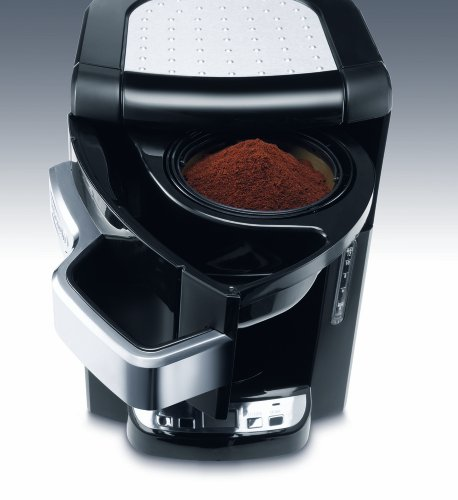 SAVE USD 41.54 - DeLonghi DCF2210TTC 10-Cup Thermal Carafe Drip Coffee Maker, Black (044387422109 ...