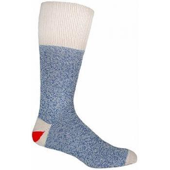 Fox River Large Blue Original Rockford Red Heel Socks