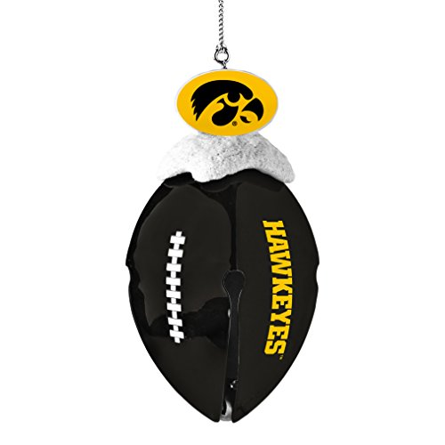University of Iowa Hawkeyes Cotton Fabric 44 - Yellow All