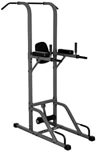 XMark Fitness Power Tower with Pull-u…