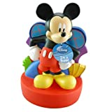 Vinyl Mickey Mouse Bank