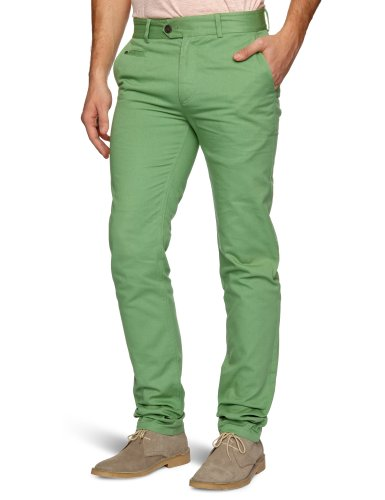 Villain Kenny Straight Men's Trousers Mint X-Large
