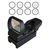 Heavy Duty CQB RED dot sight sighting system Red and Green Illumination with 4 reticle to choose from