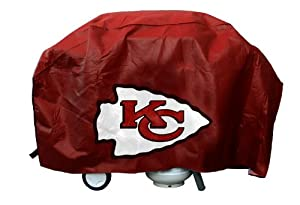 Kansas City Chiefs Grill Cover Deluxe by Caseys