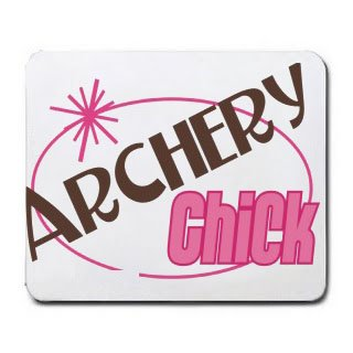 ARCHERY Chick Mousepad