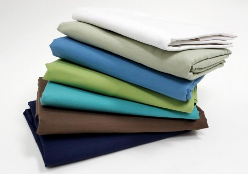 "Teal Body Pillowcase -200 Thread Count 21""X 54""- Multiple Colors front-1002443"