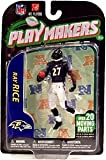 NFL Baltimore Ravens McFarlane 2012 Playmakers Series 3 Ray Rice Action Figure