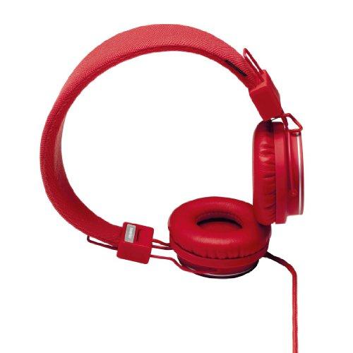 UrbanEars Plattan Headphones (Red)