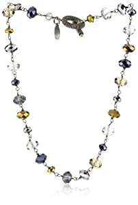 "Tova Jewelry ""Mixed Bead Necklace"""