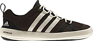 Adidas Boat CC Lace Shoe - Men's Mustang Brown / Chalk / Black 10