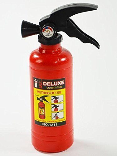 Feuerlöscher als Wasserspritze / Wasserpistole jetzt bestellen
