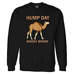 HUMP DAY whoo whoo Sweatshirt Sweater