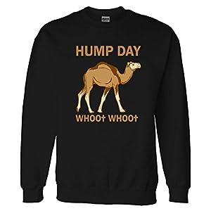 HUMP DAY whoo whoo Sweatshirt Sweater