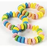 Fun Express Stretchable Candy Bracelets