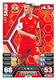 Match Attax 2013/2014 - Southampton F.C- #236 Luke Shaw Base Card