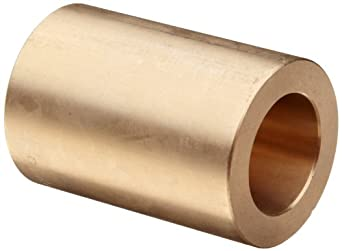 Bunting Bearings Cast Bronze C93200 SAE 660  Plain Sleeve Bearings