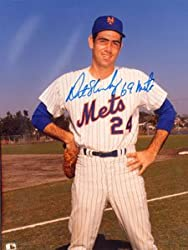 Art Shamsky Signed Mets 8X10 Photo