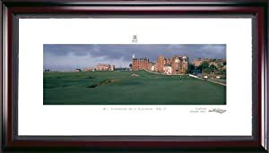 St. Andrews 17th Hole Framed Golf Picture by Stonehouse Golf