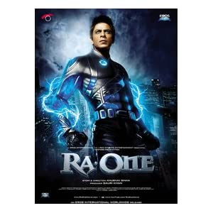 Ra-One (Blu-ray)(2011)(Coming Soon)