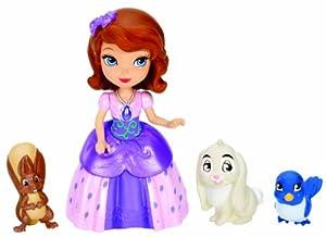 Disney Sofia The First Sofia and Animal Friends Fashion Doll Playset