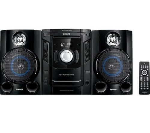 Philips FWM154/05 MP3 Mini HiFi System