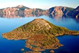 Crater Lake II by Taylor, Douglas - Fine Art Print on PAPER : 24 x 16 Inches