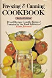 Freezing & Canning Cookbook: Prized Recipes from the Farms of America (0385004877) by Nichols, Nell Beaubien