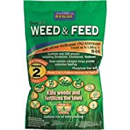 Bonide 60420 5M Lawn Fertilizer with Weed Killer-5M WEED & FEED