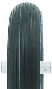 Oregon 68-011-0 400-6 Wheelbarrow Rib Tubeless Tire 2-Ply from Oregon