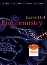 Essential Biochemistry by Charlotte W. Pratt