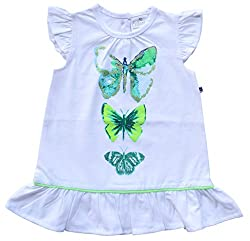 Babeez Baby Girl Dress (95%Cotton 5%Elasthan) to fit height 86 - 92cms