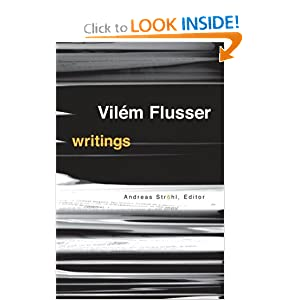 Writings (Electronic Mediations) Vilem Flusser