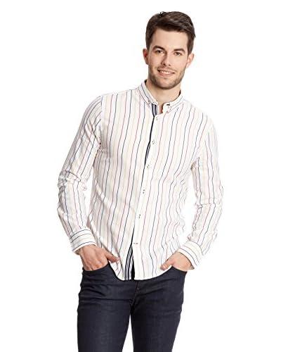 Collezione Camisa Hombre Blanco