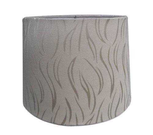 Normande Lighting KS-724 Hardback Fabric Bell Shade, Medium