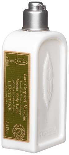 L'Occitane L'Occitane Lait Corporel Verveine (Body Lotion, Verbena), 8.4-Ounce Bottle
