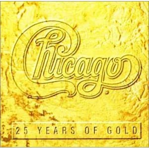 Chicago - 25 Years Of Gold
