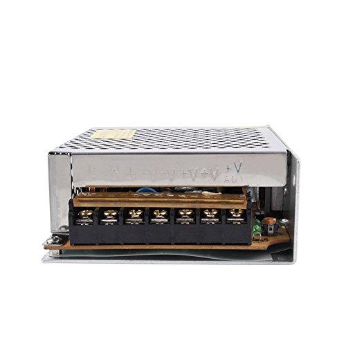 Trafo AC 90V-250V zu DC 12V 8.3A 100W LED Schalter Transformer Netzteil für LED-Streifen Schaltnetzteil