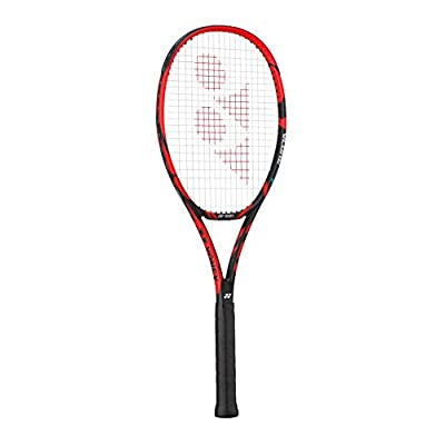 Yonex Vcore Tour F 97 Bright Red Unstrung Tennis Racquet- G4 3/8