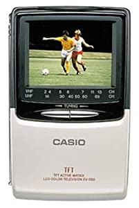 Casio EV-550 2.5-Inch Portable LCD TV