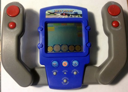 Test Pilot Handheld Electronic Game