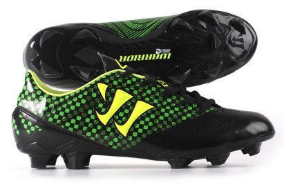 Warrior Boys Gambler Combat Junior FG Football Boots