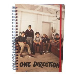 One Direction 1d A4 Notebook by Global