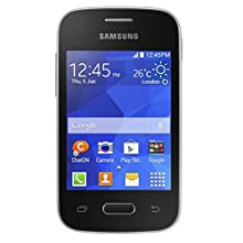 Samsung Galaxy Pocket 2 G110M Unlocked GSM 4G HSPA+ Android 4.4 (KitKat) Smartphone – Black