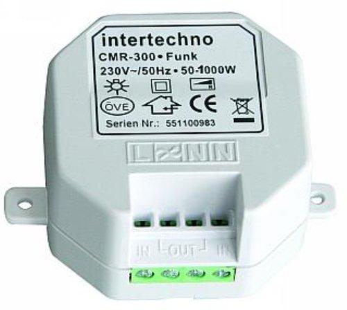 Einbauschalter Ein//Aus INTERTECHNO CMR-1000 Intertechno Funk
